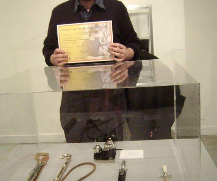 Mauro Sabbatini premiado en el FNA 2014